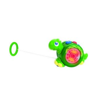 Игрушка Happy KidИгрушка Happy Kid Динозаврик 4205Т, возраст от 12 мес<br><br>Возраст: от 12 мес