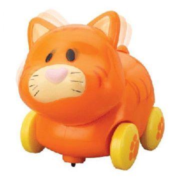 Игрушка Happy KidИгрушка Happy Kid Друзья-домашние животные Котенок на радиоуправлении 3988Т, возраст от 3 лет<br><br>Возраст: от 3 лет