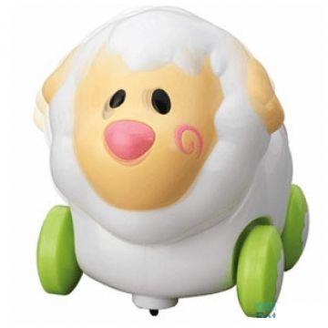 Игрушка Happy KidИгрушка Happy Kid Друзья-домашние животные Овечка на радиоуправлении 3989Т, возраст от 3 лет<br><br>Возраст: от 3 лет