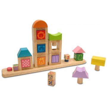 Игровой набор Im Toy развивающий для изучения цвета, цифр, животных