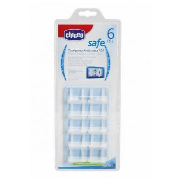 Защита для розеток Chicco Safe заглушки (10 шт)