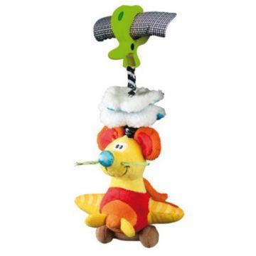 Мягкая игрушка-подвеска PlayGroМягкая игрушка-подвеска PlayGro Мышка 0101148, возраст от 0 месяцев<br><br>Возраст: от 0 месяцев