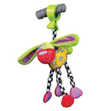 Игрушка-подвеска PlayGroИгрушка-подвеска PlayGro Собака 0111840, возраст от 0 месяцев<br><br>Возраст: от 0 месяцев