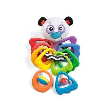 Игрушка PlayGroИгрушка PlayGro Панда 0181593, возраст от 3 месяцев<br><br>Возраст: от 3 месяцев