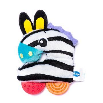 Игрушка-погремушка PlayGroИгрушка-погремушка PlayGro Зебра 0182719, возраст от 3 месяцев<br><br>Возраст: от 3 месяцев