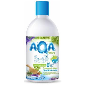 Травяной сбор для купания малышей Aqa BabyТравяной сбор для купания малышей Aqa Baby Сладкий сон 300 мл<br>