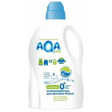 Ополаскиватель для детского белья Aqa BabyОполаскиватель для детского белья Aqa Baby 1000 мл 10038<br>