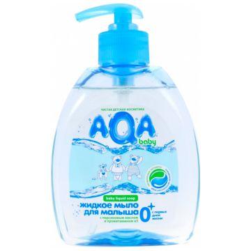 Жидкое мыло для детей Aqa Baby