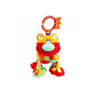 Игрушка развивающая Roxy-KidsИгрушка развивающая Roxy-Kids Тигренок Бонс со звуком RBT20002, возраст от 0 месяцев<br><br>Возраст: от 0 месяцев