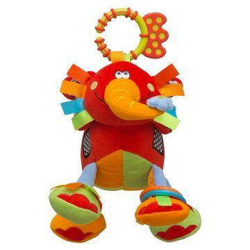 Игрушка развивающая Roxy-KidsИгрушка развивающая Roxy-Kids Слоненок Элли RBT20004, возраст от 0 месяцев<br><br>Возраст: от 0 месяцев