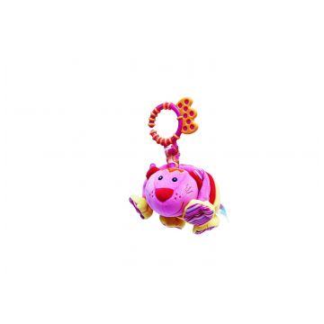 Игрушка развивающая Roxy-KidsИгрушка развивающая Roxy-Kids Кот Ру-ру с забавным смехом RBT10075, возраст от 0 месяцев<br><br>Возраст: от 0 месяцев