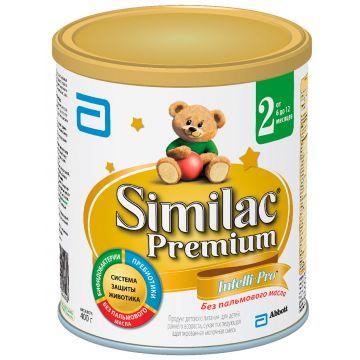 Молочная смесь SimilacМолочная смесь Similac 2 Premium 6-12 мес. 400 г, возраст 3 ступень (6-12 мес). Проконсультируйтесь со специалистом. Для детей 6-12 мес.<br><br>Возраст: 3 ступень (6-12 мес)