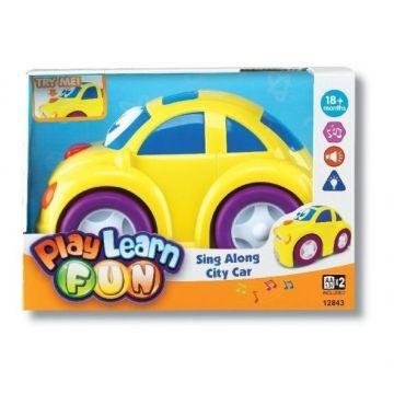 Игрушка KeenwayИгрушка Keenway Веселая машинка 12843, возраст от 3 лет<br><br>Возраст: от 3 лет