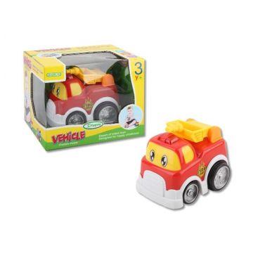 Игрушка BAIRUNИгрушка BAIRUN Пожарная машина BR2286B, возраст от 3 лет<br><br>Возраст: от 3 лет