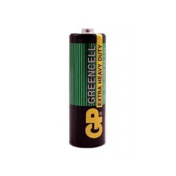 Батарейка GPБатарейка GP AA-R6 Greencell 1 шт. (15G-2CR4)<br>