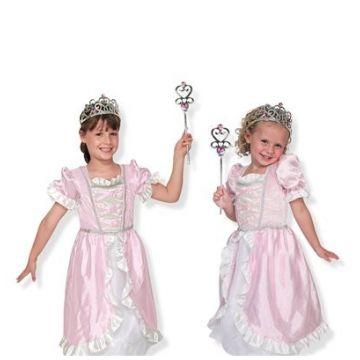 Костюм Melissa and DougКостюм  Melissa and Doug Принцесса 4785, возраст от 3 лет<br><br>Возраст: от 3 лет