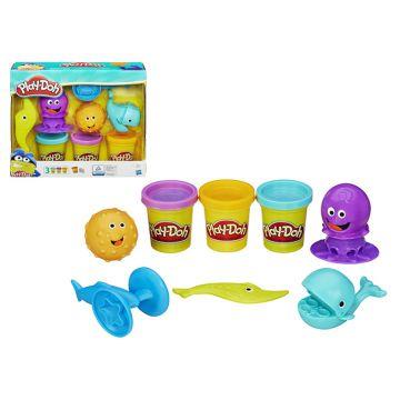 Игровой набор Play-dohИгровой набор Play-doh Подводный мир B1378, возраст от 3 лет<br><br>Возраст: от 3 лет
