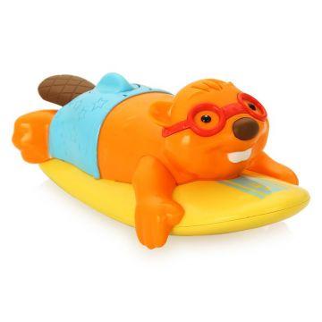Игрушка TomyИгрушка Tomy Бобер-серфингист 72032, возраст от 12 мес<br><br>Возраст: от 12 мес