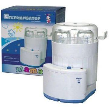 Подогреватель-стерилизатор MamanПодогреватель-стерилизатор Maman LS-B302, возраст 1 ступень (0-3 мес)<br><br>Возраст: 1 ступень (0-3 мес)