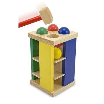 Игрушка Melissa and DougИгрушка Melissa and Doug Классические игрушки с молотком 3559, возраст от 2 лет<br><br>Возраст: от 2 лет