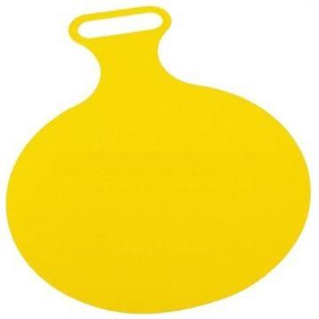 Ледянка ToyMartЛедянка ToyMart Комета 39*29*3 см жёлтый 313094<br>