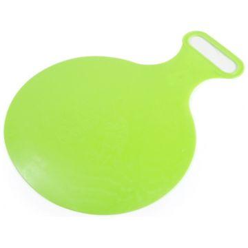 Ледянка ToyMartЛедянка ToyMart Комета 39*29*3 см зелёный 313094<br>