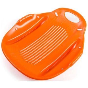 Ледянка ToyMartЛедянка ToyMart НЛО 51*42*9 см оранжевый 313452<br>