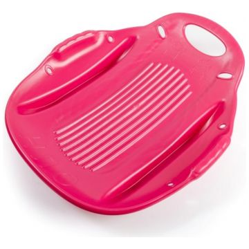 Ледянка ToyMartЛедянка ToyMart НЛО 51*42*9 см розовый 313452<br>