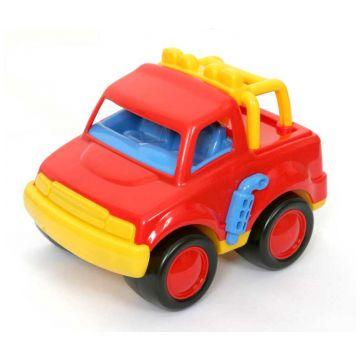 Игрушка ПолесьеИгрушка Полесье Автомобиль Джип 8930, возраст от 1 года<br><br>Возраст: от 1 года
