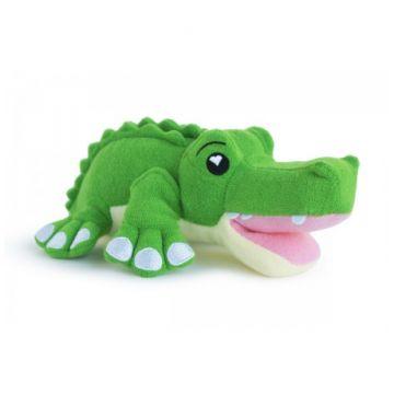 Губка для купания ребенка SoapSoxГубка для купания ребенка SoapSox Крокодил Хантер, возраст 0 мес.<br><br>Возраст: 0 мес.