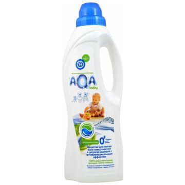 Средство для мытья всех поверхностей в детской комнате Aqa Baby