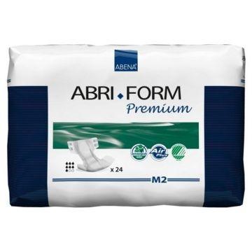Подгузники AbenaПодгузники Abena Abri-Form M2 объем 70-110 см впитываемость 2600 мл (24 шт) 00327, в упаковке 24 шт.<br><br>Штук в упаковке: 24
