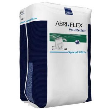 Трусики AbenaТрусики Abena Abri-Flex Special S/M2 (шортики) объем 60-110 см впитываемость 1700 мл (20 шт), в упаковке 20 шт.<br><br>Штук в упаковке: 20