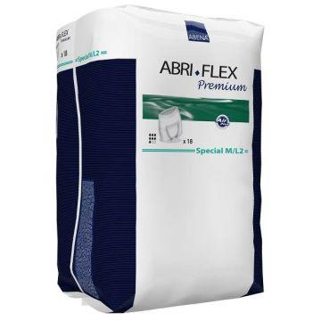 Трусики AbenaТрусики Abena Abri-Flex Special M/L2 (шортики) объем 80-135 см впитываемость 1700 мл (18 шт), в упаковке 18 шт.<br><br>Штук в упаковке: 18