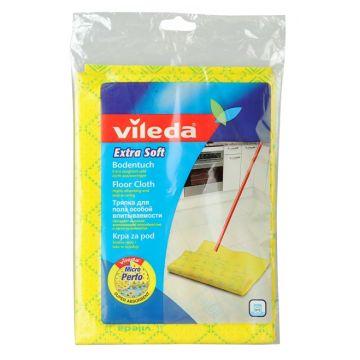 Тряпка для мытья пола ViledaТряпка для мытья пола Vileda особой впитываемости<br>