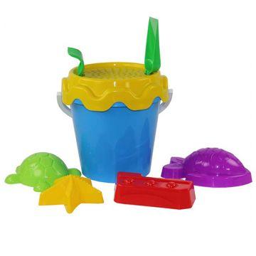 Набор для игры с песком ToyMartНабор для игры с песком ToyMart Морской №1 1849М<br>