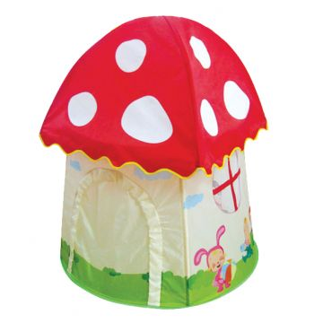 Игровая палатка ToyMartИгровая палатка ToyMart Гриб-Мухомор, возраст от 3 лет<br><br>Возраст: от 3 лет