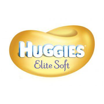 Подгузник Huggies Elite Soft 1 (до 5 кг) 27 шт