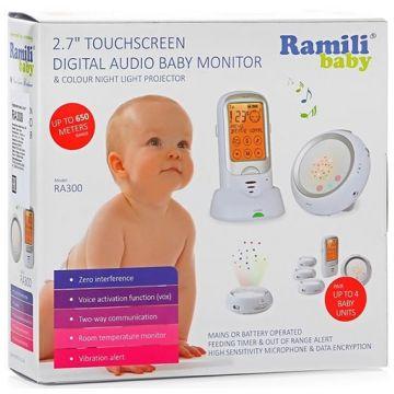 Радио-няня Ramili Baby RA300