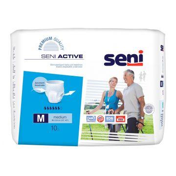 Трусики Seni Active Medium 2, талия 80-110 см (10 шт)