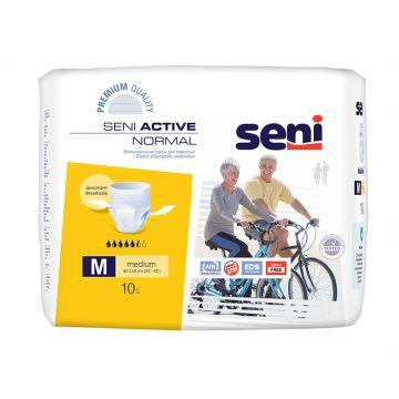 Трусики Seni Active Normal Medium 2, талия 80-110 см (10 шт)