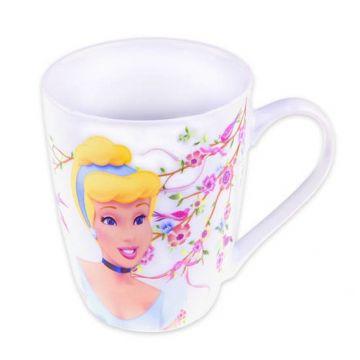 Посуда детская Disney Кружка ПРИНЦЕССЫ 280 мл