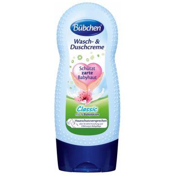Крем для мытья и душа Bubchen 230 мл