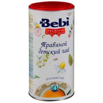 Чай детский Bebi Премиум Травяной с 4 мес 200 г