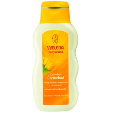 Молочко для купания младенцев Weleda с календулой 200 мл.