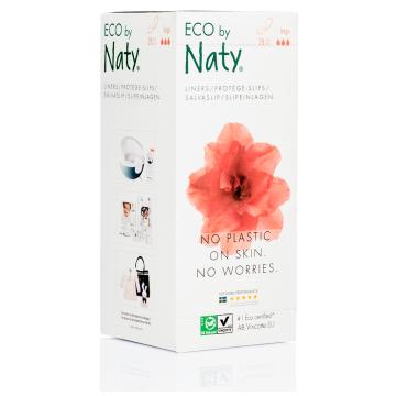 Прокладки женские гигиенические Naty Large ежедневные 28 шт
