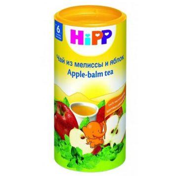 Чай детский Hipp яблочный с мелиссой с 6 мес. 200 г