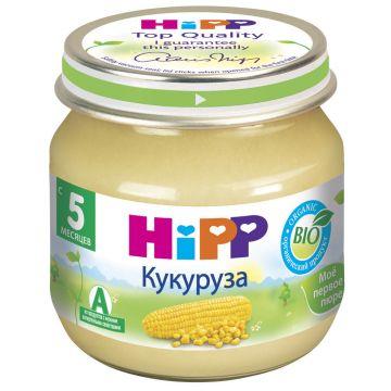 Детское пюре Детское питание Hipp кукуруза с 5 мес. 80 г