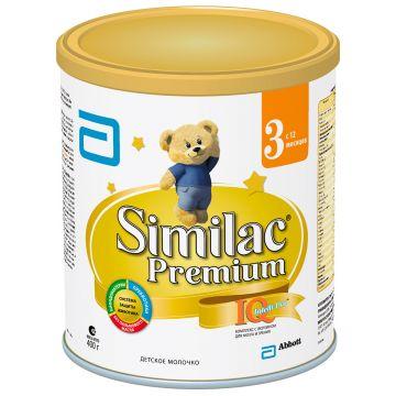 Молочная смесь Similac 3 Premium от 1 года до 3 лет 400 г