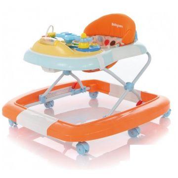 Ходунки Baby care Blues (Orange) W1118RA6